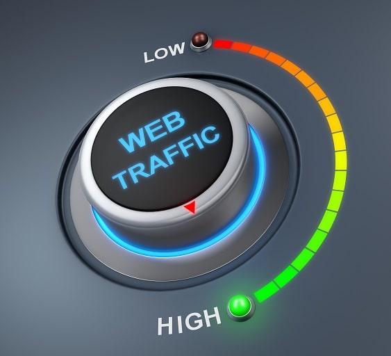 Traffico web - importanza