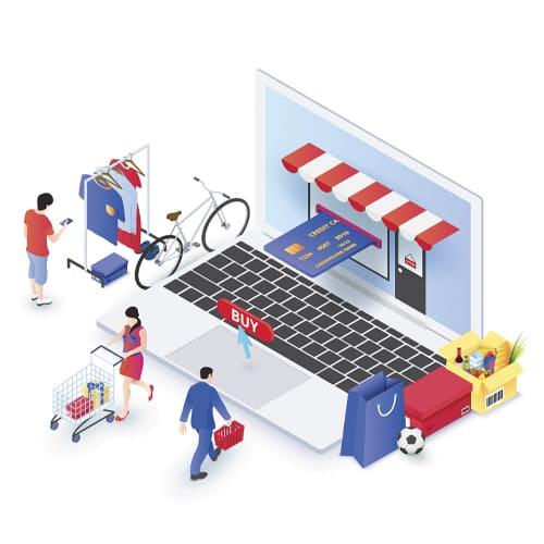 Drinking Media: professionisti di E-commerce Multilingua