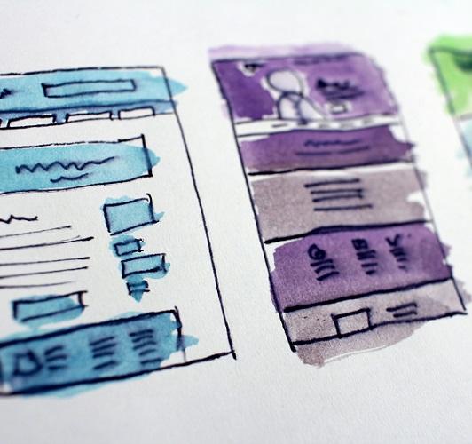 Cosa fare per il web design del proprio sito web