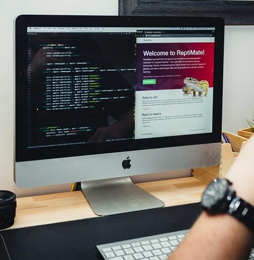 Responsive design di un sito da mobile