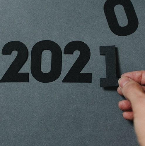 Tutti i trend del web design del 2021